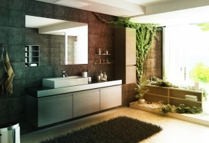 bathroom-relaxing-and-zen-bathroom-design-tips-interior-design-with-white-vanity-and-black-rug-amazing-modern-zen-interior-design-style-ideas-for-living-room-kitchen-and-bathroom-modern