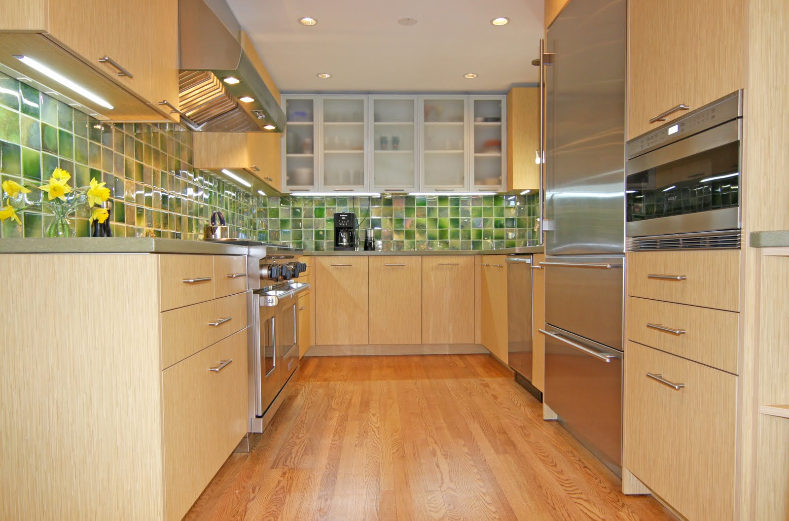 Galley Kitchen Remodeling Can Be A Great Way To Take A Kitchen Space