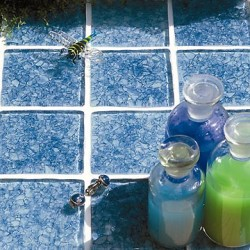 Plumbtile: Interstyle Aquarius Recycled Glass Tile