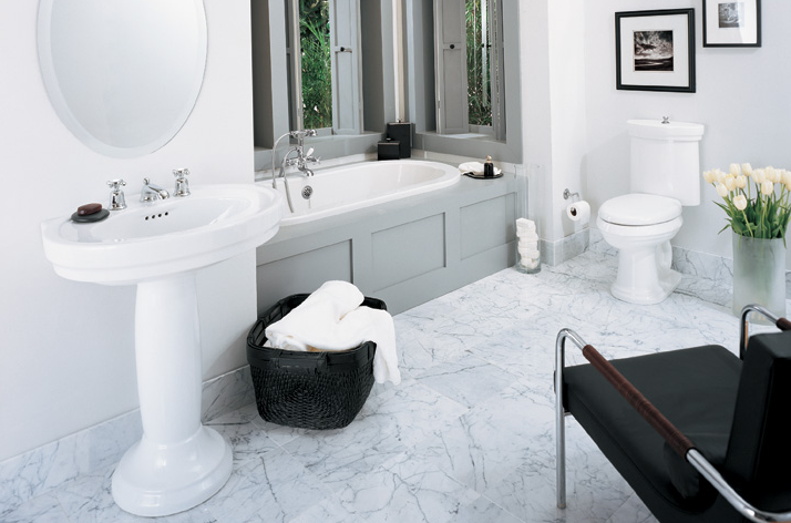Plumbtile: Porcher Bath