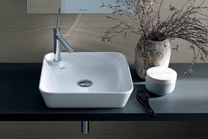 Living Bathrooms With Duravit Ceramic Bathroom Fixtures