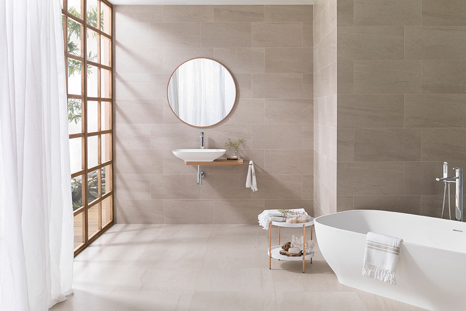 Porcelanosa Tiles for Bathrooms