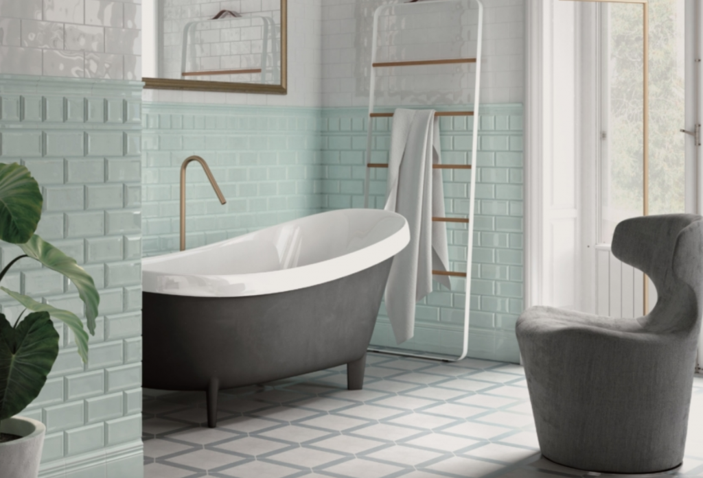 Adex bathroom tiles