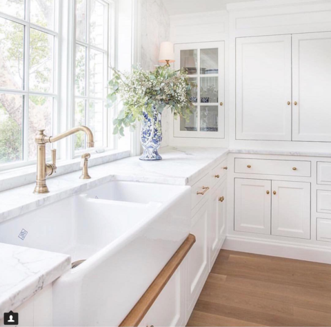 Rohl Kitchen Sink