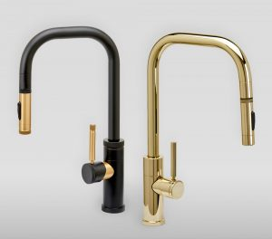 Waterstone's Fulton Faucets