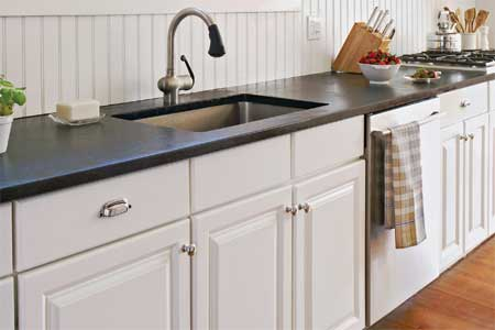Granite Or Engineered Stone Can Be A Bit Pricey For Many Home Ownersu0027  Renovation Budget. Not Only Is The Material A Tad On The Expensive Side, ...