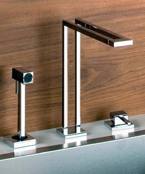 Ariel-Geometric-Faucets-for-Kitchens