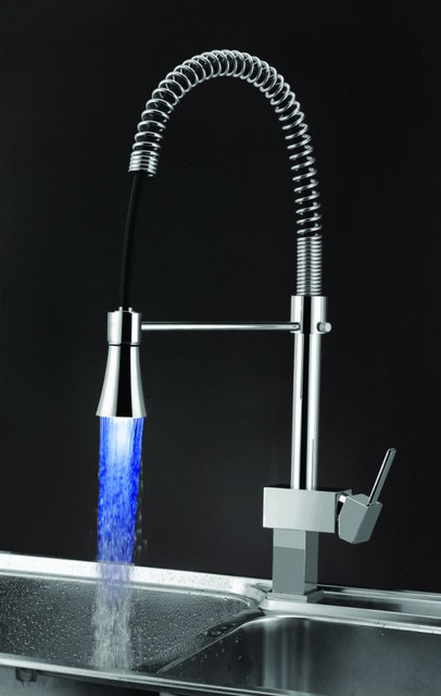 Great Contemporary Kitchen Faucets