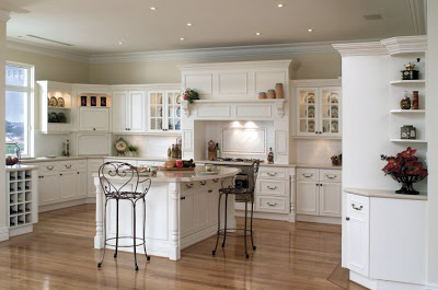 french-country-kitchen-cabinet