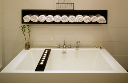 Modern Spa Bathroom Design Ideas 3