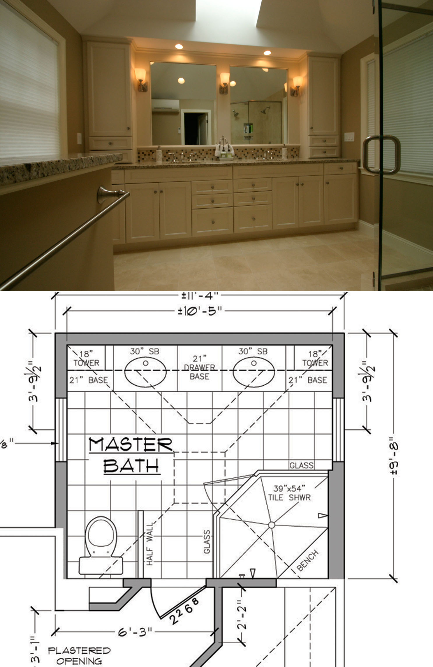 Newton-bathroom-floor-plan-and-after