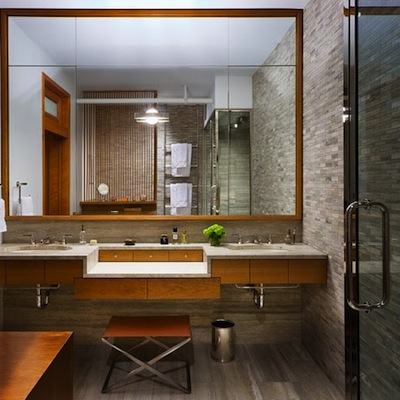 stephan-jaklitsch-loft-apartment-bathroom-bath-marble-modern-x-bench-stool