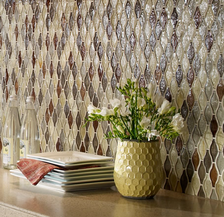 Glass Tile in your Dining Room