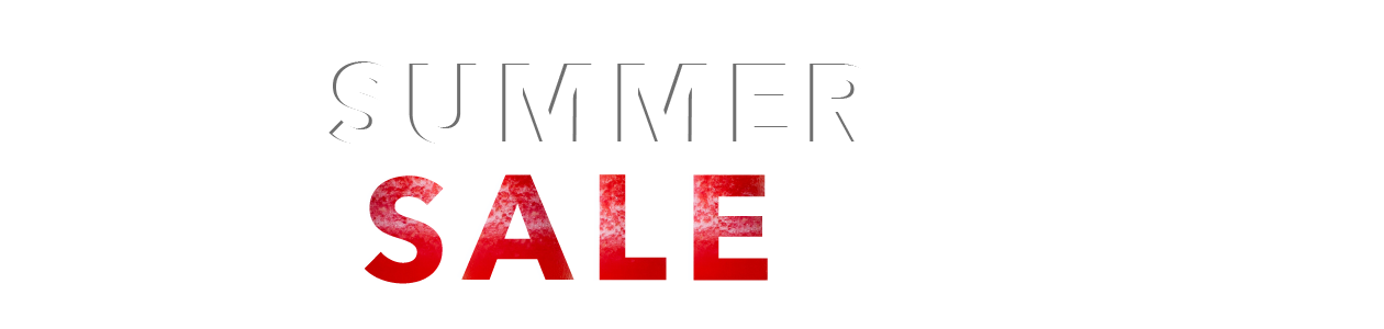 Summer Sale - Up to 28% Off.
