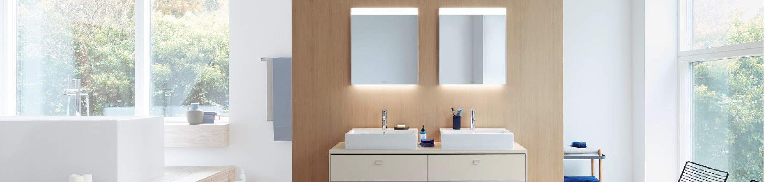 Bathrooms exuding freshness and relaxation at Plumbtile.com