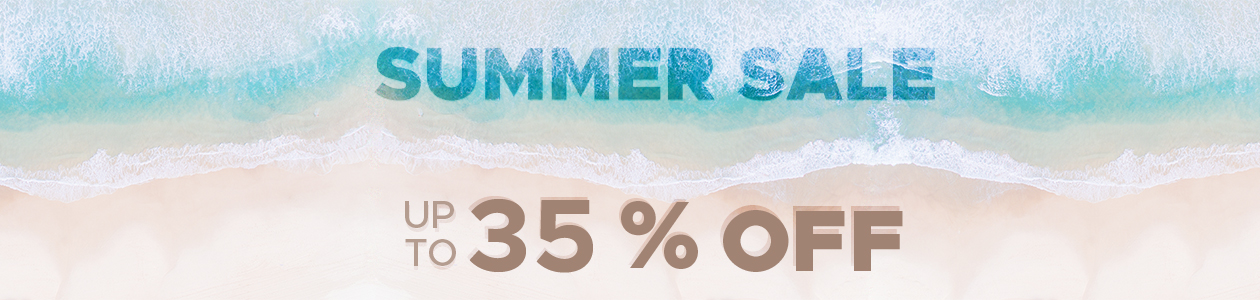 Summer Sale - Up to 35% Off.