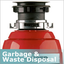Garbage & Waste Disposal Units, Flanges & Stoppers