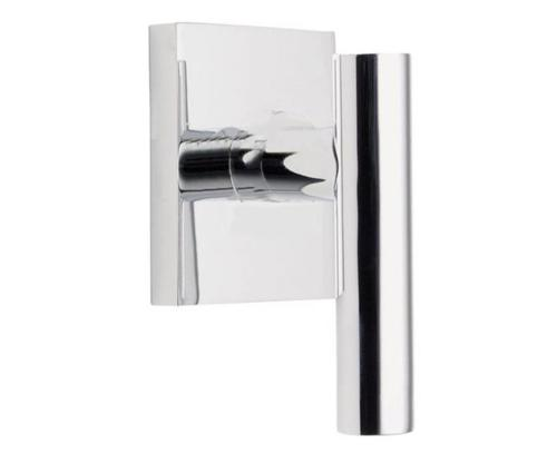 California Faucets Wall Trim Only With Square Base Ring