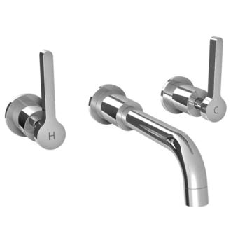 Lefroy Brooks Kafka Lever Wall Mounted Basin Mixer Trim Only Best Pricing Free Shipping