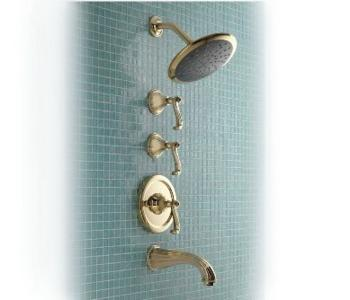 Mico - Provincial Thermostatic Tub & Shower /Shower Head