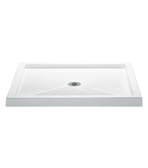 MTI   60X42 Shower Base Mult Threshold