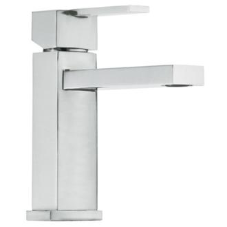 Porcelanosa cubo single control lavatory faucet plumbtile for Porcelanosa faucets