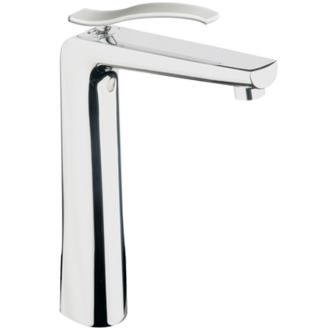 Porcelanosa atlantic high spout single control lavatory for Porcelanosa faucets