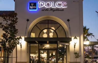 Dolce Restaurant - Bathrooms' Hardware
